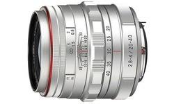 Pentax DA 20-40mm f/2.8-4.0 ED DC Silver