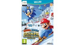 Mario & Sonic at the Sochi 2014 Olympic Winter Games (Wii U)