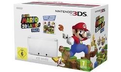 Nintendo 3DS Console White + Super Mario 3D Land Limited Edition
