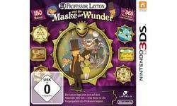 Professor Layton und die Maske der Wunder (Nintendo 3DS)