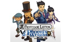 Professor Layton VS Phoenix Wright: Ace Attorney (Nintendo 3DS)