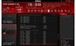 MSI X99S Gaming 9 AC