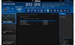 MSI X99S SLI Plus