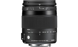 Sigma 18-200mm f/3.5-6.3 DC Macro HSM (Canon)