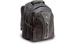 "Swissgear Wenger Legacy Backpack Black/Grey 16"""