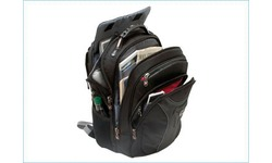 Swissgear Carbon Backpack Black 17""