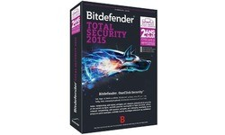 Bitdefender Total Security 2015 5-user (2-year)