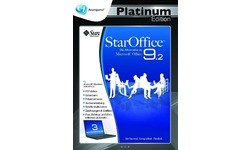 Sun StarOffice 9.2 Platinum Edition