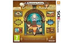 Professor Layton 6 En de Erfenis van de Azran (Nintendo 3DS)