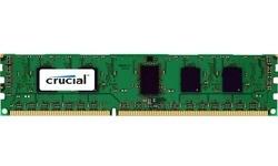 Crucial 8GB DDR3-1600 CL11 ECC