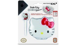BigBen Hello kitty Pouch + Stylus White (Nintendo 3DS)