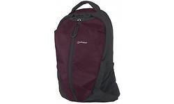 "Manhattan Airpack Backpack Purple/Black 15.6"""