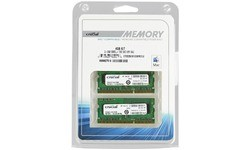 Crucial 4GB DDR3-1333 CL9 Sodimm kit (Mac)