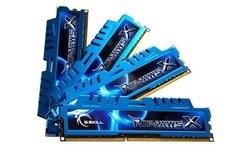 G.Skill RipjawsX 32GB DDR3-2133 CL10 quad kit