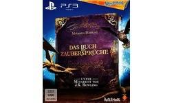 Wonderbook: Das Buch der Zaubersprüche (PlayStation 3)