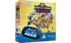 Sony PlayStation Vita Black + Invizimals: Das Bündnis