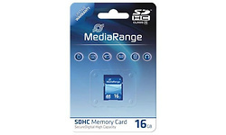 MediaRange SDHC Class 10 16GB
