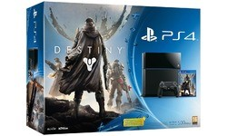 Sony PlayStation 4 500GB + Destiny
