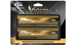 Team Vulcan Series Gold 16GB DDR3-1600 CL10 kit