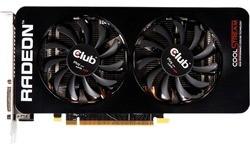 Club 3D Radeon R9 285 royalQueen 2GB