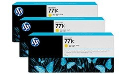 HP 771c Yellow 3-pack