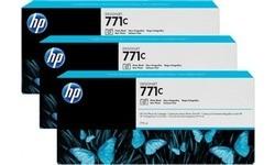 HP 771c Photo Black 3-pack