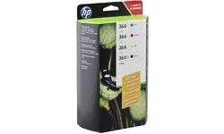 HP 364 C/M/Y/B
