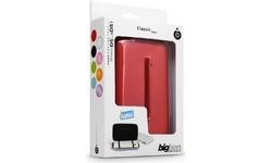 BigBen Carrier Bag + Stylus Red (Nintendo DSi)