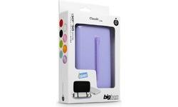 BigBen Carrier Bag + Stylus Purple (Nintendo DSi)
