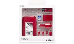 BigBen Natural Pack 9 Red (Nintendo 3DS)