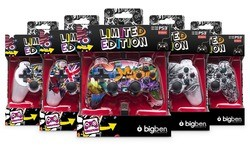 BigBen PS3 Controller Street II Limited Edition