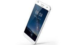 Huawei Ascend G7 Silver