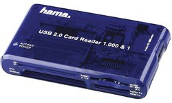 Hama USB 2.0 Card Reader 1000 & 1