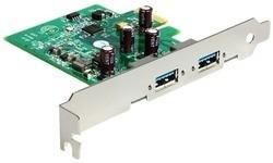 Delock 2-Port USB 3.0 PCI-e Card