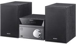 Sony CMT-SBT40D Black