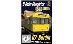 U-Bahn Simulator Vol.2 Gold Edition U7-Berlin (PC)