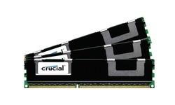 Crucial 12GB DDR3L-1600 CL11 SR x4 ECC Registered Triple kit