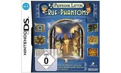 Professor Layton und der Ruf des Phantoms (Nintendo DS)