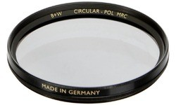B+W 62mm Circular Polarizing MRC Filter