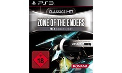 Zone of the Enders HD Collection + Demo MGR Vengeance (PlayStation 3)
