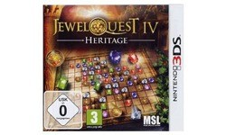 Jewel Quest Mysteries 4: Heritage (Nintendo 3DS)