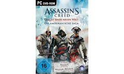 Assassin´s Creed: Geburt einer neuen Welt Die amerikanische Saga (PC)