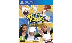Rabbids Invasion: The Interactive TV Show (PlayStation 4)