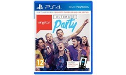 Sony PlayStation 4 500GB + SingStar: Ultimate Party