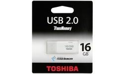 Toshiba PenDrive 16GB White