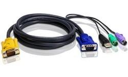 Aten 3M PS/2-USB KVM Cable