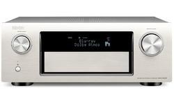 Denon AVR-X4100W Silver