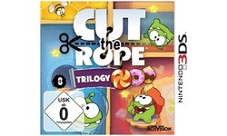 Cut The Rope Trilogy (Nintendo 3DS)