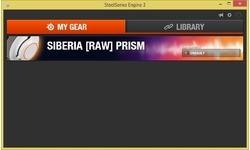 SteelSeries Siberia Raw Prism