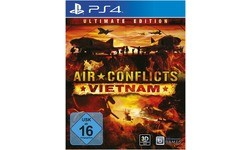 Air Conflicts: Vietnam Ultimate Edition (PlayStation 4)